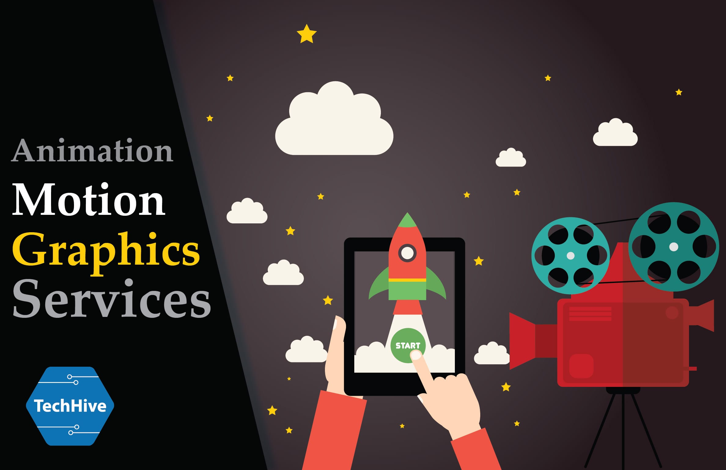 animation and motion graphics services