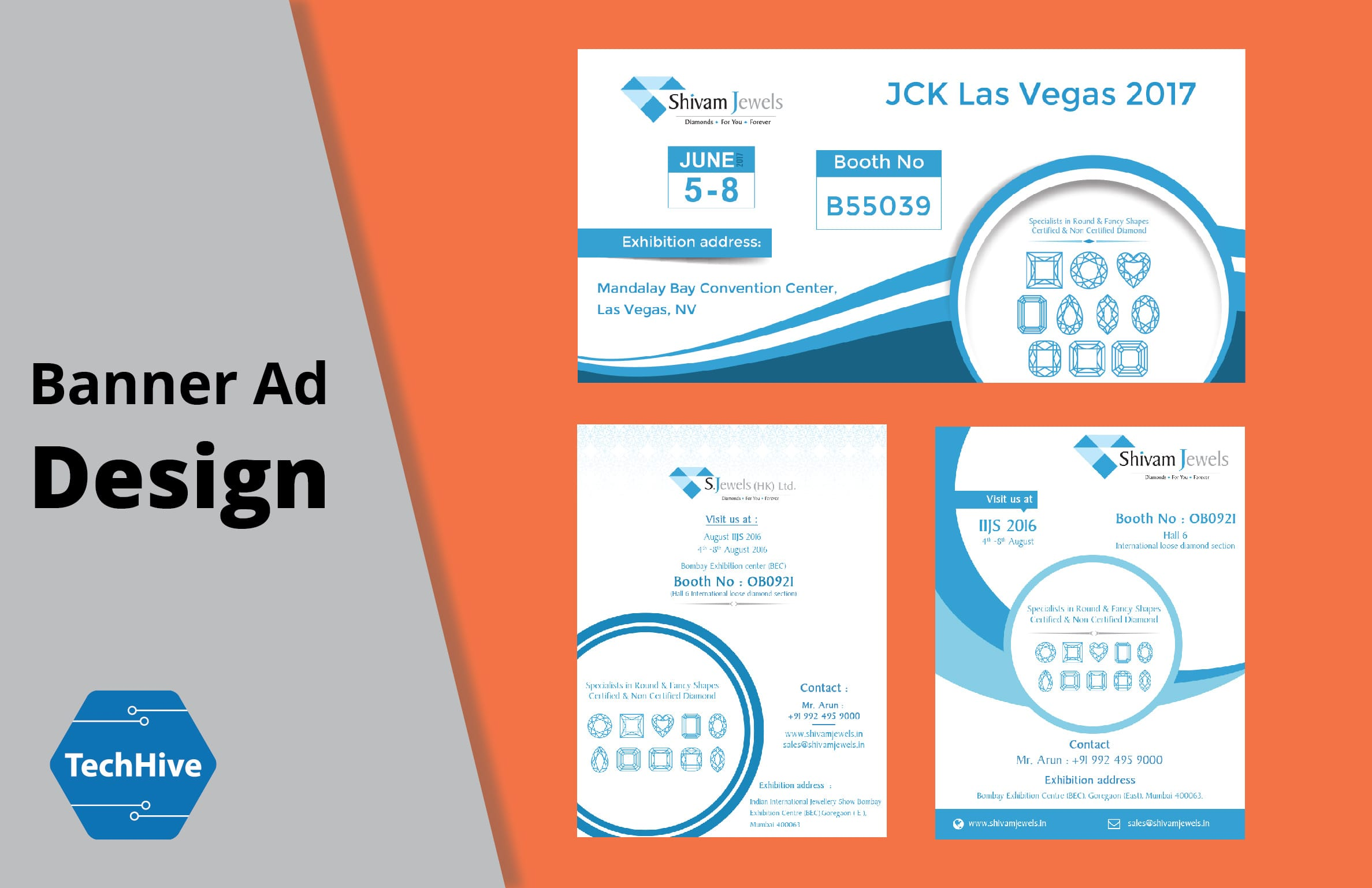banner ad design services